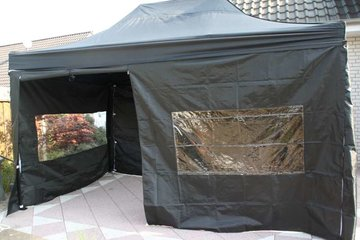 Easy-up Tent 3x4,5