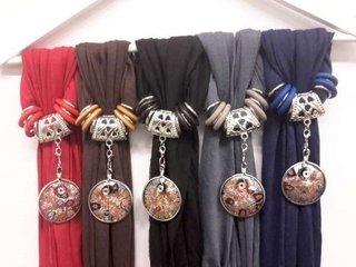 met (murano)hanger en/of sieraden