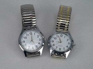 Rekband horloge