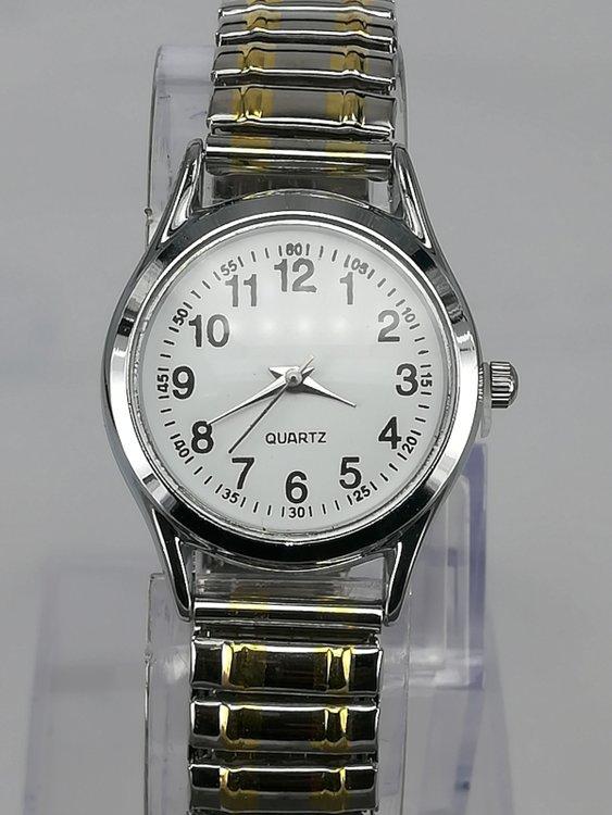 Quartz Horloge, Hem Anytime, rekband