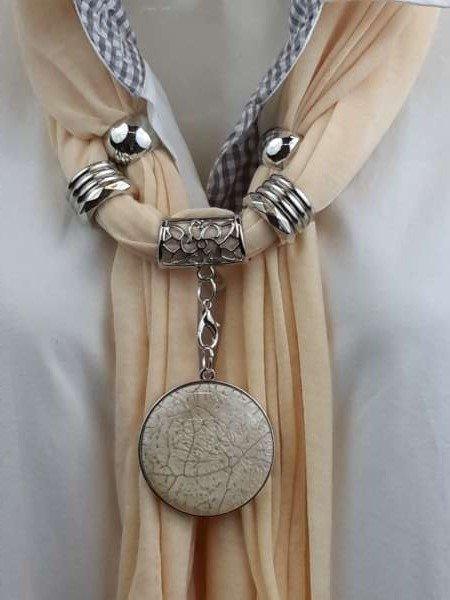 Sjaal + murano