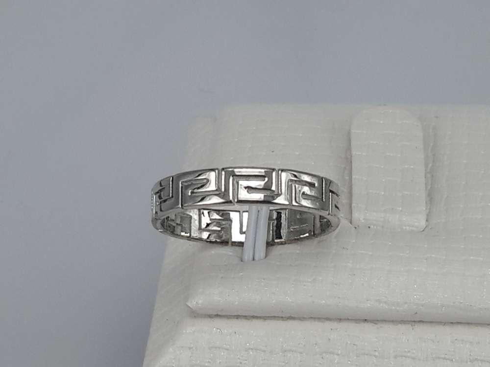 Edelstaal Ringen, symbool, doos 36 st