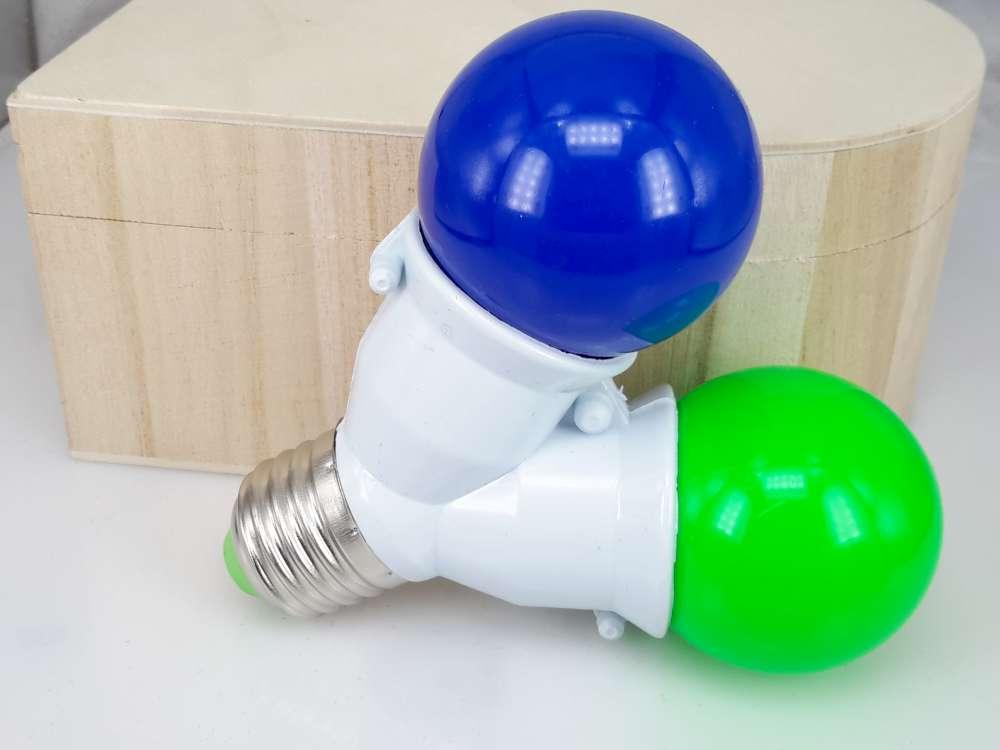 Y fitting voor lampen, E27