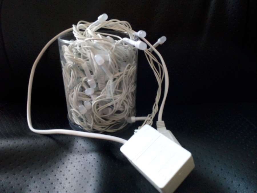 Kerstboom Ledlampjes String, RGB, 80st