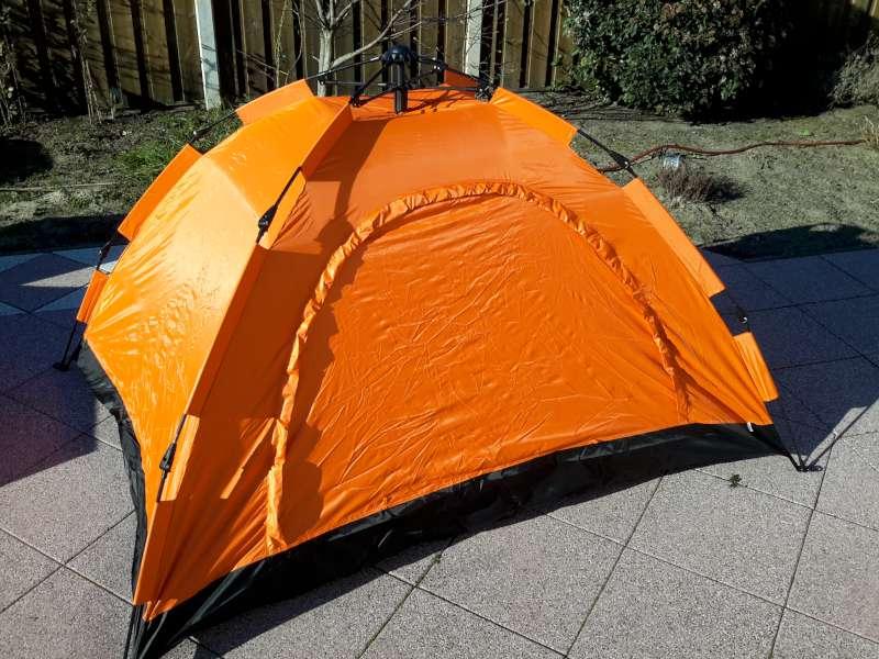 Pop-up tent voor strand, evenement of feest