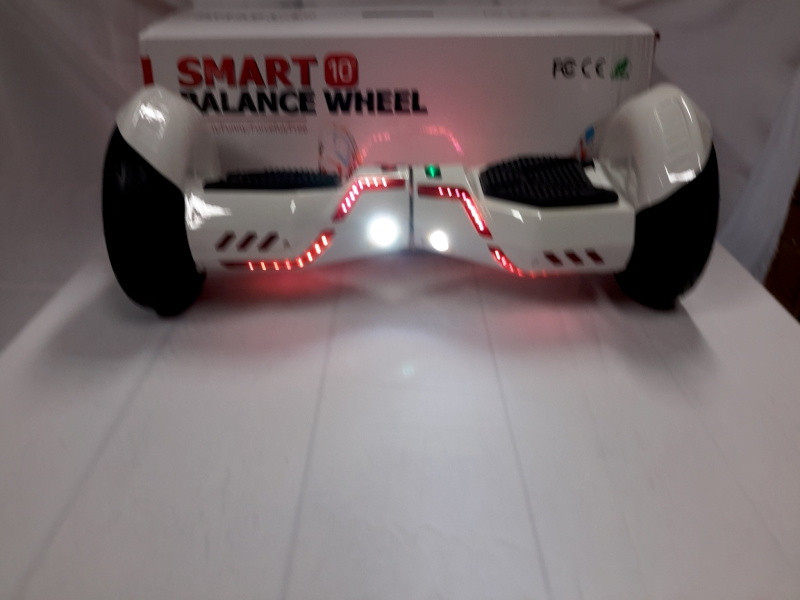 Hoverboard 10,5 Inch, Off the Road