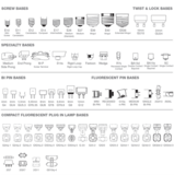 lampen fitting en vormen_