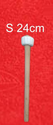 Chinese Gong mallet 24cm