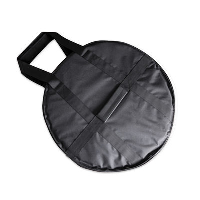 Dubbele Draagtas voor cymbals, gong en tamtam, 60cm