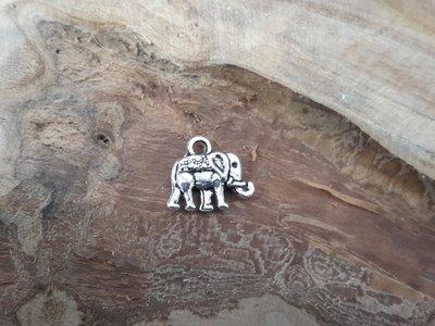 Bedel olifant, dubbelzijdig