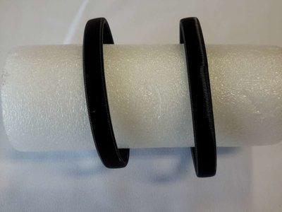 mouwophouder xl in zwart kleur