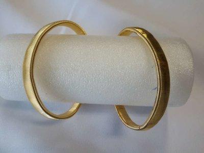 mouwophouder xl in goud kleur