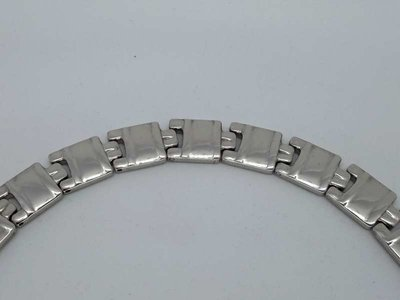 Schakel Armband, edelstaal